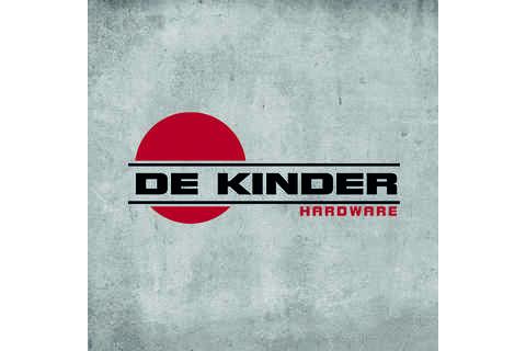 DE KINDER Hardware